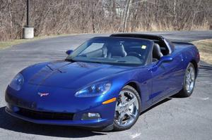 Chevrolet Corvette Coupe 3LT, Z51