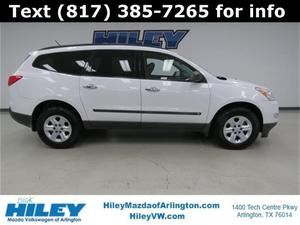 Chevrolet Traverse LS For Sale In Arlington | Cars.com