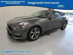 Ford Mustang V6 - V6 2dr Convertible