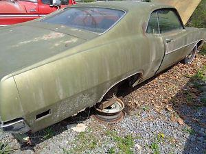 Ford Torino, Tinted glass, Power Disc Brakes & AC