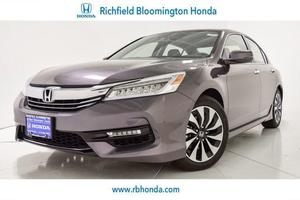 Honda Accord Hybrid Touring For Sale In Minneapolis |