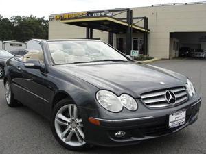 Mercedes-Benz CLK350 For Sale In Manassas   Cars.com
