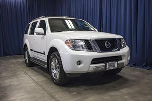 Nissan Pathfinder LE For Sale In Puyallup | Cars.com