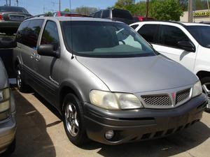Pontiac Montana - Fwd 4dr Extended Mini-Van