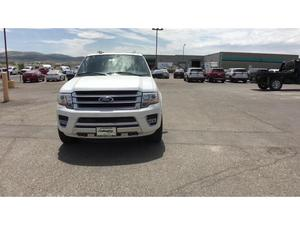 Ford Expedition EL Platinum - 4x4 Platinum 4dr SUV