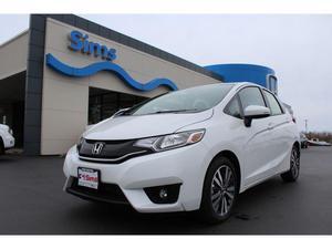 Honda Fit EX-L - EX-L 4dr Hatchback