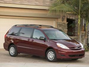 Toyota Sienna LE For Sale In Fallston | Cars.com