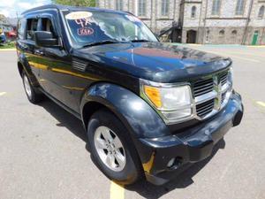 Dodge Nitro SLT - SLT 4dr SUV 4WD