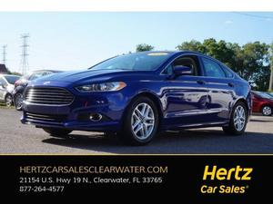Ford Fusion SE For Sale In Clearwater | Cars.com