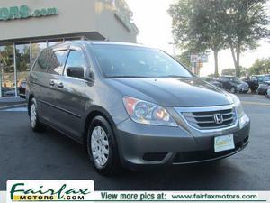 Honda Odyssey LX For Sale In Fairfax   Cars.com
