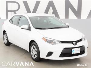 Toyota Corolla L For Sale In Nashville | Cars.com