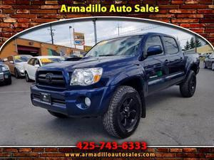 Toyota Tacoma PreRunner Double Cab For Sale In Lynnwood