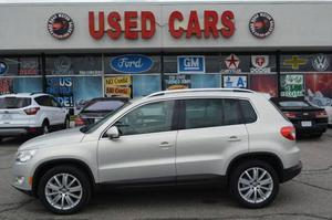 Volkswagen Tiguan SE For Sale In Dearborn   Cars.com