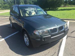 BMW X3 3.0i For Sale In Fayetteville | Cars.com