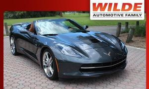 Chevrolet Corvette Stingray Z51 3LT For Sale In