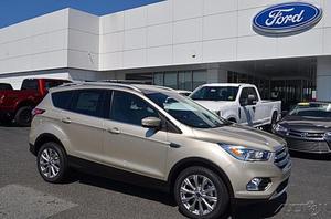 Ford Escape Titanium - Titanium 4dr SUV