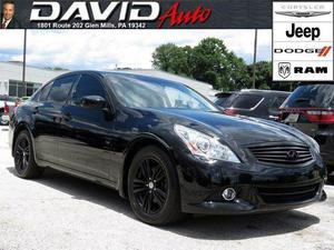 INFINITI G37 x For Sale In Glen Mills | Cars.com
