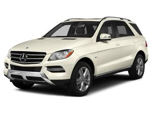 Mercedes-Benz M-Class ML MATIC - AWD ML MATIC