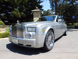 Rolls-Royce Phantom - 4dr Sedan