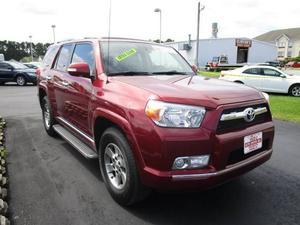 Toyota 4Runner SR5 For Sale In Jacksonville | Cars.com