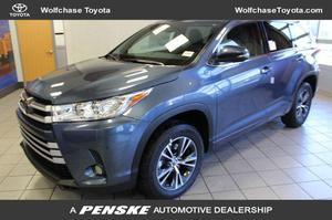 Toyota Highlander LE Plus For Sale In Cordova |