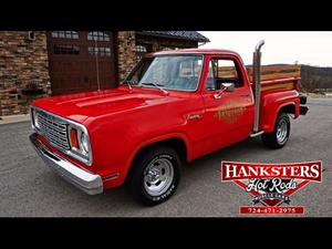 Dodge LIL Red Truck Express