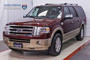 Ford Expedition King Ranch Nav Leather Sunroof