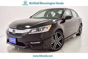 Honda Accord Sport SE For Sale In Minneapolis |