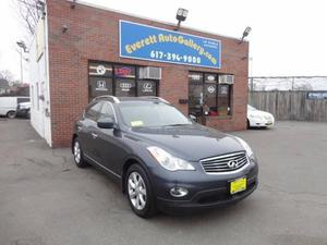 INFINITI EX35 Journey For Sale In Everett | Cars.com