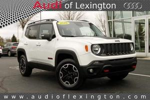 Jeep Renegade Trailhawk For Sale In Richmond | Cars.com