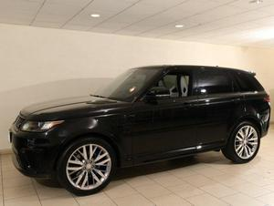 Land Rover Range Rover Sport Supercharged SVR For Sale