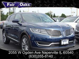 Lincoln MKX Reserve For Sale In Naperville | Cars.com