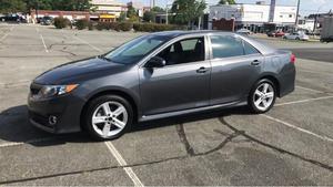 Toyota Camry SE For Sale In Burlington | Cars.com