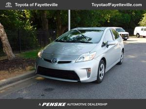 Toyota Prius Three For Sale In Fayetteville | Cars.com