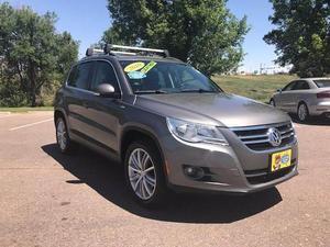 Volkswagen Tiguan Wolfsburg Edition For Sale In Denver