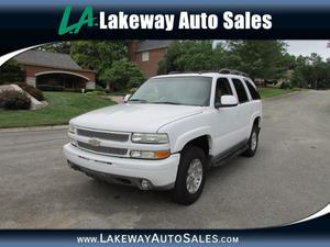 Chevrolet Tahoe Z71 For Sale In Morristown | Cars.com