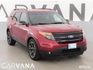 Ford Explorer sport For Sale In St. Louis | Cars.com