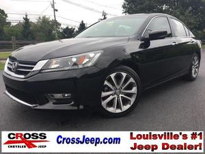 Honda Accord Sport For Sale In Louisville | Cars.com