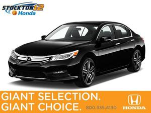 Honda Accord Touring - Touring 4dr Sedan