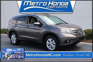 Honda CR-V EX-L For Sale In Indian Trail | Cars.com