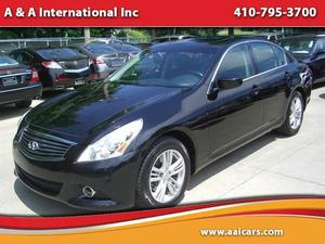 INFINITI G37 x For Sale In Owings Mills | Cars.com