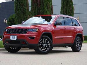 Jeep Grand Cherokee Trailhawk For Sale In Dallas  