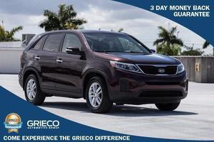 Kia Sorento LX For Sale In Fort Lauderdale | Cars.com