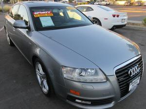 Audi A6 3.0 Premium quattro For Sale In Sacramento |