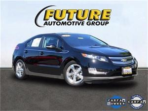 Chevrolet Volt Base For Sale In Concord | Cars.com