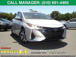 Toyota Prius Prime Plus - Plus 4dr Hatchback