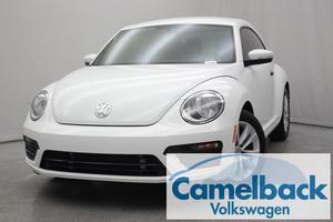 Volkswagen Beetle - 1.8T Classic 2dr Hatchback