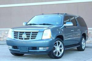 Cadillac Escalade ESV For Sale In Houston | Cars.com