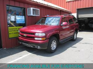 Chevrolet Tahoe -