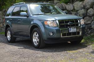 Ford Escape Limited For Sale In Burlington | Cars.com